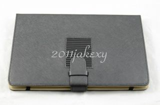 Leather Case Film Stylus Pen for 10 Archos 101 Internet Tablet