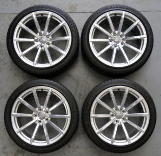 19 Audi RS5 OEM Wheels Rims Toyo T1 A0 Tires No TPMS 2013 A5 S5 RS 5