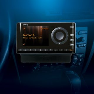 Audiovox BXDNX1V1 Sirius XM Onyx Dock & Play Radio   Works with Car FM