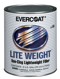 Evercoat Lite Weight Body Filler Repair Dent Auto Paint