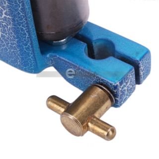 Assemble Cast Iron Tattoo Machine Liner Shader Gun Blue