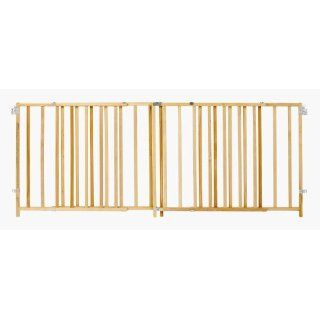 North State Extra Wide Swing Gate Baby Pet Safety New
