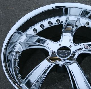 Avarus AV2 20 Chrome Rims Wheels Mercedes Benz GL450
