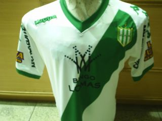 Argentina Banfield Football Club 2012 Jersey