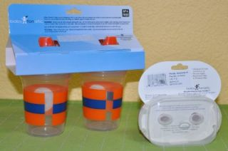 of Florida UF Little Gators Baby Sippy Cups & Pacifiers So Cute NEW