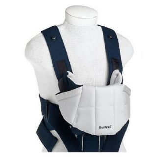 New BabyBjorn Baby Carrier Active Sporty Blue Improved Lumbar Support