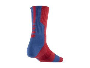 Nike Elite 2 0 Red Blue Crew Basketball Socks Youth Kids Boys Size