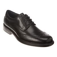 Bostonian by Clarks Mens 21831 Espresso New Black Oxford Dress Work