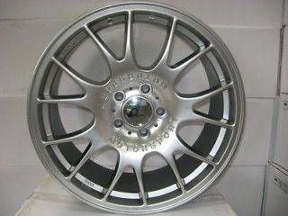 VOLKSWAGON GOLF 18 inch x 9.0 BBS CH ALLOY WHEELS RIMS pcd 5x112 et45