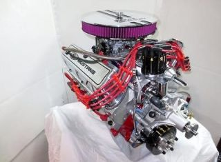 Ford 427w Stroker 538hp Turn Key Crate Engine Priced as Shown