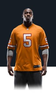Josh Freeman Mens Football Alternate Game Jersey 479433_844_A_BODY
