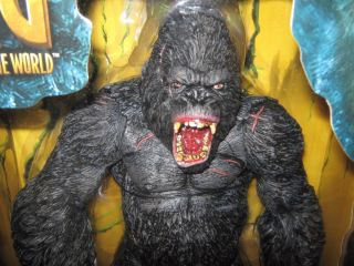 King Kong 15 Deluxe Action Figure Mezco RARE Rampage New VHTF