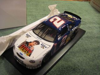 Action Nascar 124 Scale #2 Rusty Wallace/Elvis 1998 Ford Taurus Die