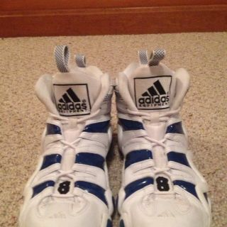 Adidas Crazy 8 Basketball Shoes Size 10 1 2
