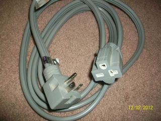 ft Heavy Duty Air Conditioner Cord LA006B