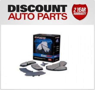 New Rear Akebono 2 Wheel Set Brake Pad Lincoln Town Car 95 Grand