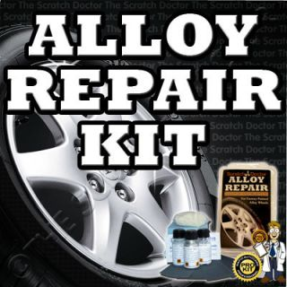 Alloy Wheel Rim Repair Kit for Mercedes Benz New