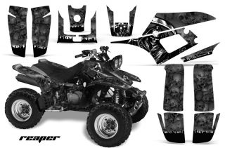 AMR Racing ATV Quad Graphic Kit Yamaha Warrior Deco 350 Part Decals