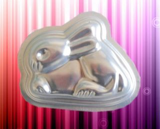 Aluminum Small Animals Shape Cake Pan Baking Mold Cake Decorating
