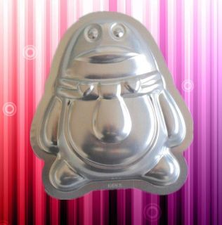 Little Penguin Shape Aluminum Cake Pan Baking Mold Cake Mold