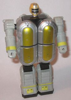 1995 Bandai Power Rangers Zeo Yellow Robot Megazord Part Piece