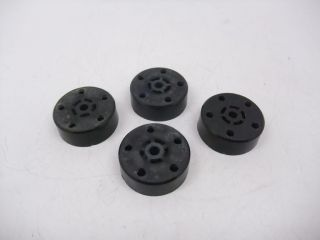 Wheel Hub Adapters for Stock Tamiya Clod Buster Monster Truck Tires