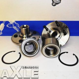 Mountaineer Complete Wheel Hub and Bearing Assembly Kit