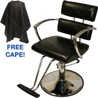 Sturdy Professional Hydraulic Barber Chair Styling Hair Beauty Salon