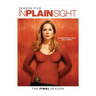 In Plain Sight The Complete Fifth Season 5 DVD 2012 2 Disc Set
