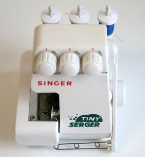 Singer Tiny Serger TS380A Overedging Sewing Machine