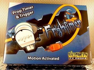 Halloween Prop Timer Trigger Animated Electric Infrared Motion Sensor