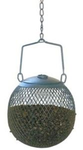new the seed ball wild bird feeder
