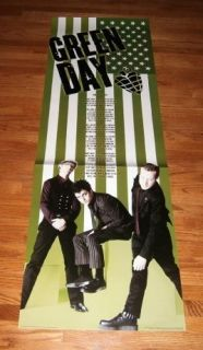 Idiot Promo Door Poster Poster Billie Joe Armstrong 2004