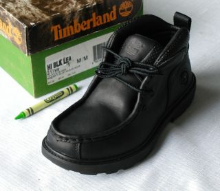 Timberland Kids boys shoes childrens 32 (Hush Puppies Bridgeport
