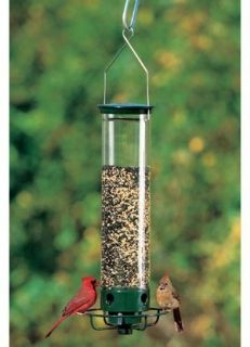 Yankee Flipper Bird Feeder Squirrel Proof Droll Yankees YF