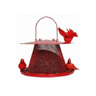 no no bird feeder the cardinal metal squirrel proof no wood and no