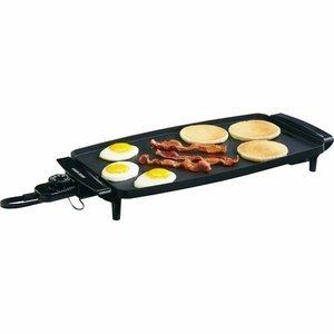 Black & Decker® Electric Griddle skillet counter top appliance family