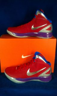 2011 SPRM Blake Griffin All Star Red Blue Basketball Shoes