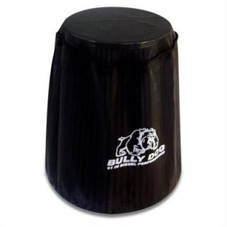 Bully Dog Air Filter Wrap Pre Filter Polyester Black Conical Each