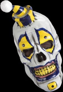 Morbid Industries Boner The Clown Mask Crazy Evil