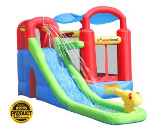 Inflatable Bounce House Water Slide PlayStation Bouncer