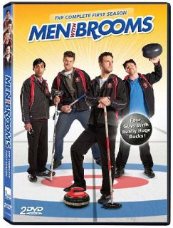 Men with Brooms Season 1 Canadian Release New DVD