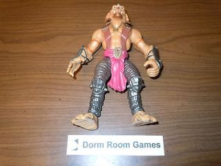 Archer Action Figure Small Soldiers Film Movie RARE Hasbro 1998 Loose
