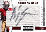 Kansas City Chiefs 2012 Panini Gridiron Live Team Hobby Box1 Break