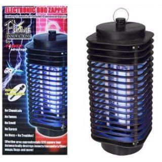 by Power Advantage Indoor Electronic Bug Zapper w 6 Foot Cord