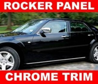 Buick Regal Park Avenue LaCrosse Chrome ROCKER PANEL TRIM MOLDING
