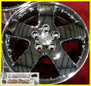 New 02 05 06 08 Buick Allure LaCross Chrome 17 Wheels Factory Rims