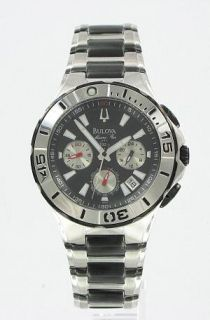 Bulova Mens Marine Star Chronograph Watch 98B013