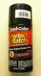 Dupli Color Perfect Match Paint BUN0100 Premium Automotive Paint New