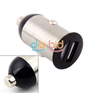 Mini Universal USB DC Car Charger for iPhone iPod